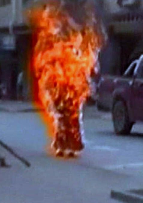 Thich quang duc rage against the machine